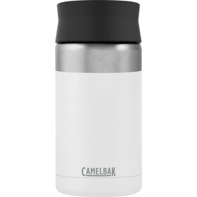 CamelBak Hot Cap Vacuum Insulated Stainless Bottle 400ml white